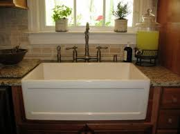 Granite Single Bowl Kitchen Sink Lowes Kitchen Sinks Classic Kitchen Style With Large White