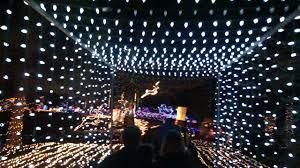 christmas lights train ride christmas train ride mccormick stillman railroad park youtube