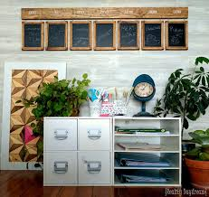 Hutch Menu Diy Weekly Meal Planning Chalkboard Menu Board