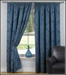 Amazon White Curtains Blue And White Curtains Charlayne Solid Sheer Rod Pocket Single