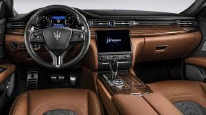 maserati granturismo convertible interior the new 2017 quattroporte restyling and range strategy for a new