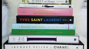 Coffee Table Books Coffee Table Books Chanel Ysl Dior Kate Spade U0026 More Youtube