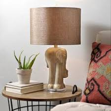elephant table lamp products bookmarks design inspiration and