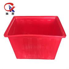 Square Plastic Planters by Heavy Duty Plastic Tank Square Plastic Pots Plastic Sludge
