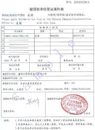 get your chinese invitation letter and visa here very quickly