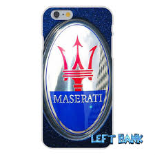 maserati blue logo online shop maserati car logo soft silicone tpu transparent phone