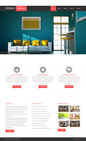 Amazing Interior Design Website Templates Interior Decorating - Website for interior design ideas