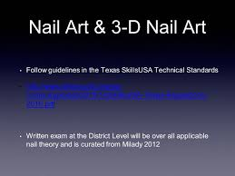 skillsusa texas district cosmetology technical contest updates