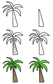 palm tree drawings free download clip art free clip art on