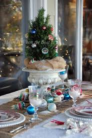 115 best set the christmas table images on pinterest christmas