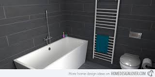small grey bathroom ideas a look at 18 astounding small bathroom designs home design lover