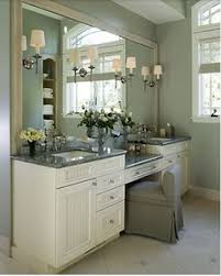 Mirrored Bathroom Vanities by Dream Bathroom In My Next House Master Bedrooms Bathrooms