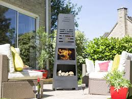 short patio heater 8 best chimineas the independent