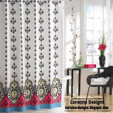 How To Choose A Shower Curtain Bathroom Curtains Ideas How To Choose Curtains For The Bathroom