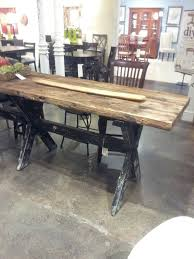Dining Room Wood Tables by 120 Best Reclaimed Wood Table Images On Pinterest Dining Room