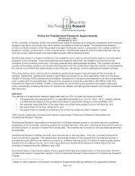 postdoctoral cover letter college professor cover letter template