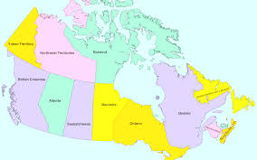Map Of Newfoundland Canada by Map Of Canada Also Map Canada Puzzle Evenakliyat Biz