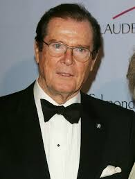Roger Moore by Sir Roger Moore The Man With The Golden Heart Peta