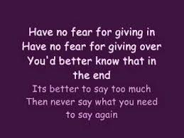 what to say to to be say what you need to say by mayer