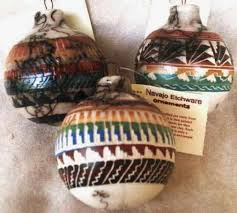 navajo etchware on horsehair pottery southwest ornament