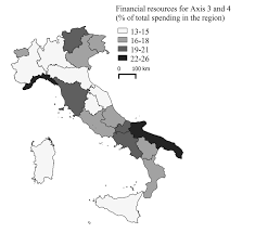 Apulia Italy Map by From Technological To Social Innovation Objectives Actors And