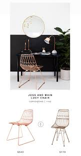 joss and main lucy chair copycatchic
