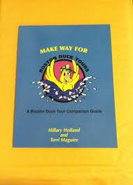 boston tour guide companion book