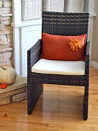 appliqued autumn pillows easy crafts and homemade decorating fall