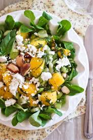 Celery Salad Mango Celery And Goat Cheese Salad A Winning Performance U2022 The