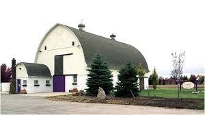 Dome Barn Barn Tour