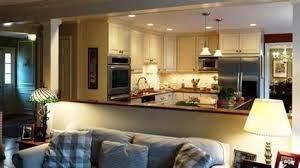cuisine ouverte sur salon salon avec cuisine ouverte 5 salon moderne trente exemples