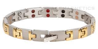 magnetic bracelet with germanium images Titanium magnetic bracelets gif