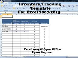 Inventory Template Excel 2010 Free Software Inventory Tracking Template For Excel