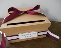 graduation boxes graduation card box card box graduation party card box