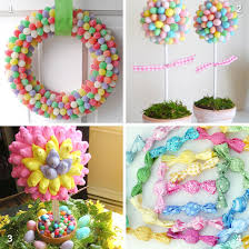 Easter Decorations With Food by Diy Easter Candy Decorations Easter Candy Easter And Candy