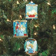 religious tree ornaments rainforest islands ferry