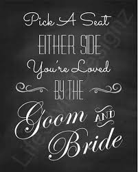 wedding seating signs 110 best wedding chalkboards images on wedding
