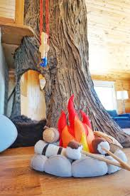 indoor tree house how a blogger built a tree house indoors