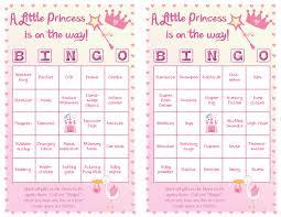 baby shower bingo baby shower bingo for 30 guests