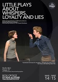 michael lambourne on plays about whispers loyalty