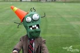 zombie costume spirit halloween plants vs zombies costume cone head zombie dragonfly designs