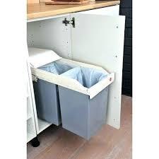 poubelle pour meuble de cuisine poubelle integrable cuisine poubelle cuisine integrable top