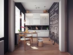 White Kitchen Cabinets With Black Island by Kitchen Futuristic Black And White Kitchen Features Angled White