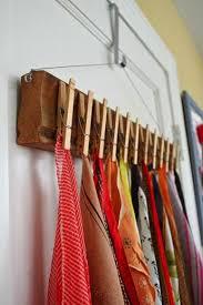 wohnideen diy wohnideen selber machen tücher aufhängen wäscheklammern coole