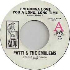 i m gunna a time 45cat patti and the emblems i m gonna you a time