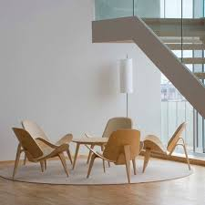 Best Wegner Shell Chair Images On Pinterest Hans Wegner - Hans wegner chair designs