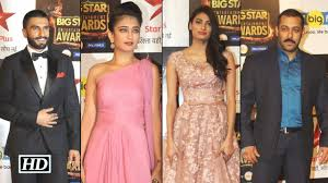 Red Carpet Entertainment Big Star Entertainment Awards 2015 Red Carpet Amazing Moments