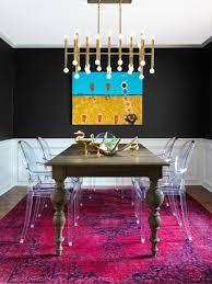 interior decorating inspiration from chic black rooms hgtv u0027s