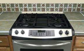 Slide In Gas Cooktop Slide In Range Filler Micro Trim Inc