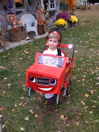 Lil Monster Halloween Costume by This Little Blaze And The Monster Machines Fan Has An Outstanding